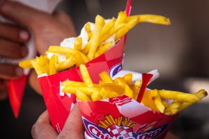 Fast-food can increase obesity